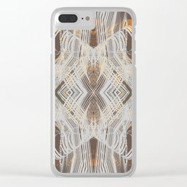 7618 Clear iPhone Case