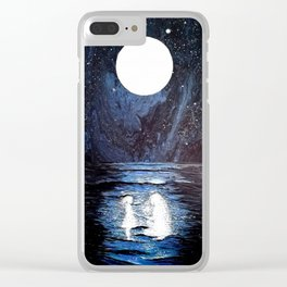 Hidden Self Clear iPhone Case
