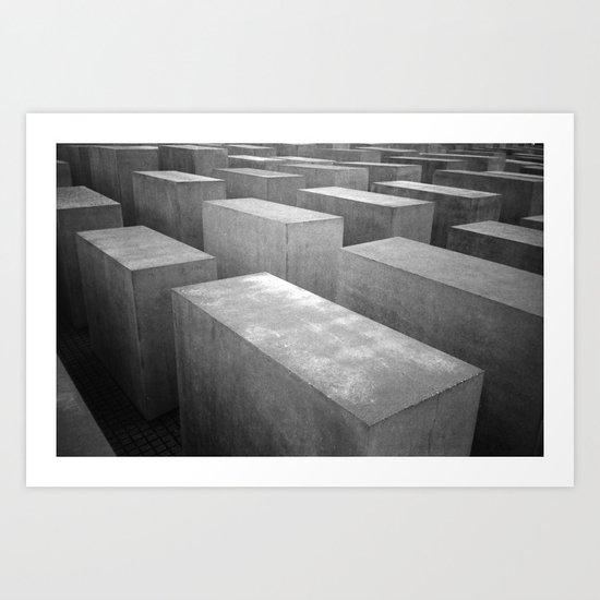2,711 Art Print
