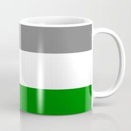 Nudism Naturist Nudist Flag Coffee Mug