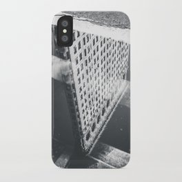 Flat Iron Building - NYC Reflection iPhone Case
