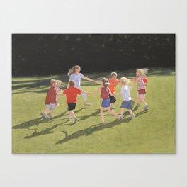 Dunwoody Park Canvas Print