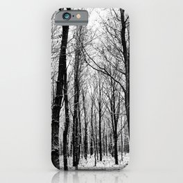 Haunter Of The Woods iPhone Case