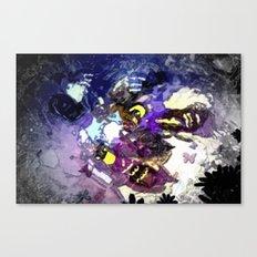 Hornet. Canvas Print