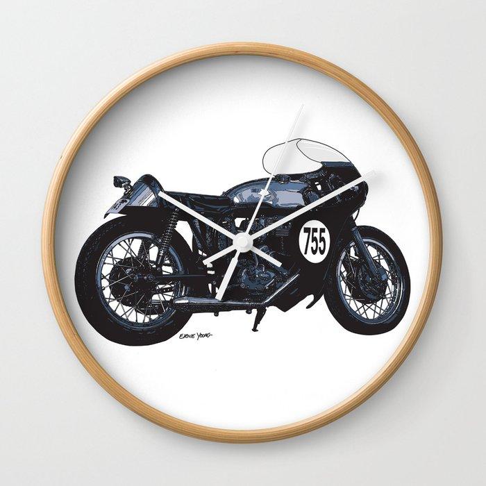 TRITON MOTORCYCLE Wall Clock