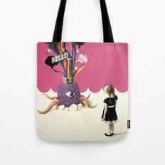 Hello Ruby Tote Bag