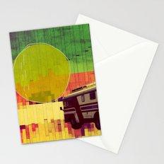 going west (ANALOG ZINE) Stationery Cards