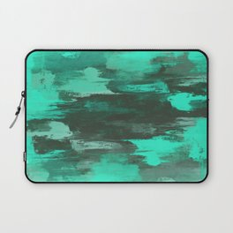 Chill Factor - Abstract in blue Laptop Sleeve