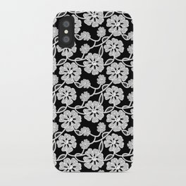 50's Lace iPhone Case