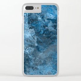 Angry Chair Clear iPhone Case