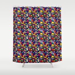 ARTIFICES Shower Curtain