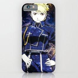 Fullmetal Alchemist Riza Hawkeyes  iPhone Case