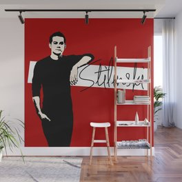 Team Human: Stilinski  Wall Mural