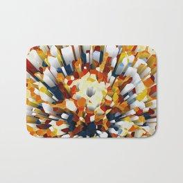 Colorful 3D Extrusion Bath Mat