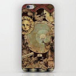 The mediaeval theater iPhone Skin
