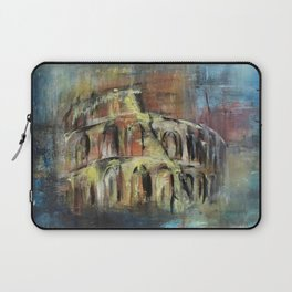 Abstract Rome Laptop Sleeve