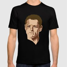 Chicharito Mens Fitted Tee Black MEDIUM