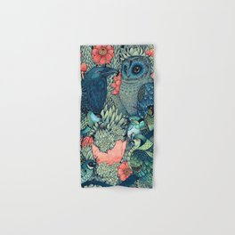 Cosmic Egg Hand & Bath Towel