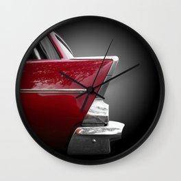 US American classic car 1957 150 handyman wagon Wall Clock