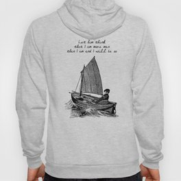 Ernest Hemingway - The Old Man and the Sea Hoody
