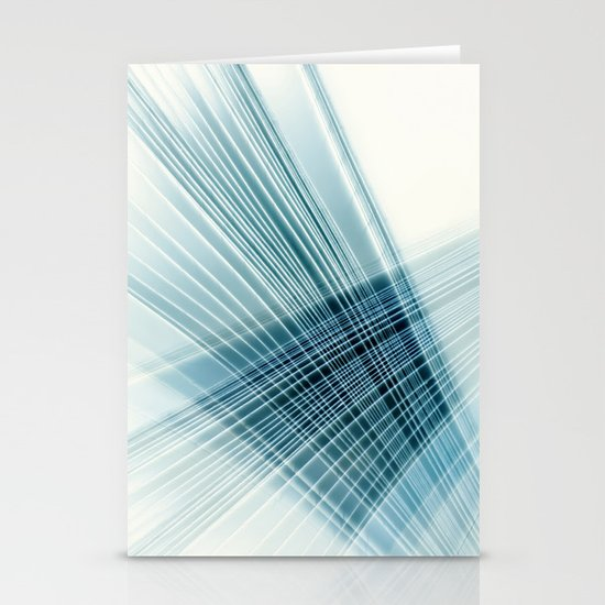 paper weave Stationery Cards