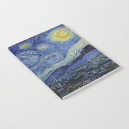 Vincent van Gogh's Starry Night Notebook