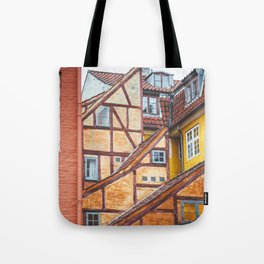 Scandinavian Architecture. Tote Bag