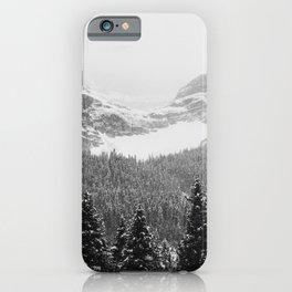 Jasper Blizzard | Alberta | Canada iPhone Case