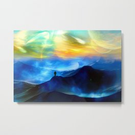 The Only Witness 2 Metal Print