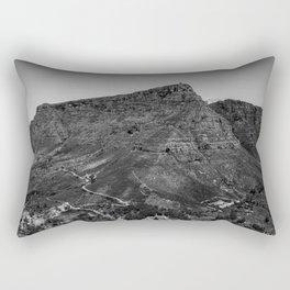 Table Mountain Panorama (Cape Town, South Africa) Rectangular Pillow