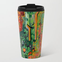 Interconnectedness Travel Mug