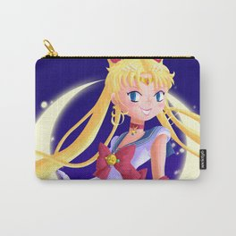 Moon Crystal Power! Carry-All Pouch