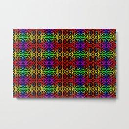 Colorandblack serie 253 Metal Print