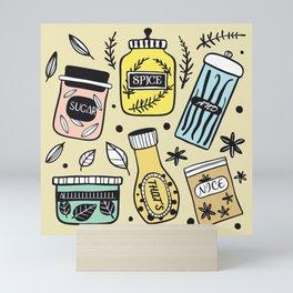 Sugar and Spice Mini Art Print