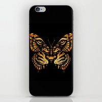 camouflage iPhone & iPod Skins featuring Camouflage by Enkel Dika