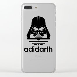 Adidarth Clear iPhone Case