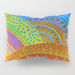 Shiftig Orbs Pillow Sham