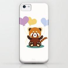 Lovely Red Panda iPhone 5c Slim Case