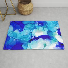 Blue Aqua Rug