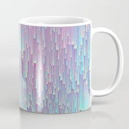 Iridescent Glitches Coffee Mug