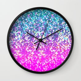 Glitter Graphic G231 Wall Clock