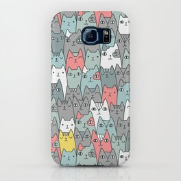 Cats family iPhone Case