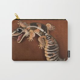 African Fat-Tail Gecko Carry-All Pouch