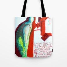 MECCANICA CELESTE Tote Bag