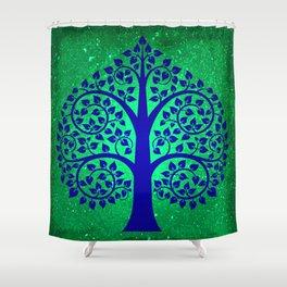 Bodhi Tree0108 Shower Curtain