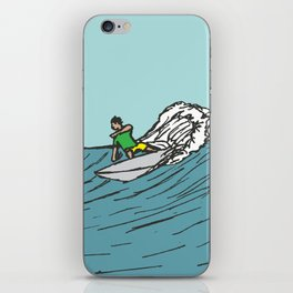 Surf Series | Roundhouse iPhone Skin