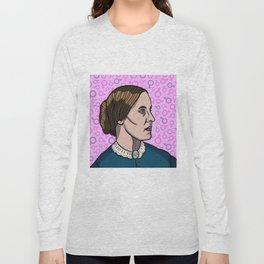Susan B. Anthony Long Sleeve T-shirt