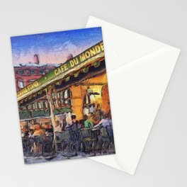 NOLA Cafe Du Monde Stationery Cards