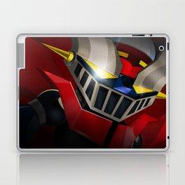 mazinger fan art Laptop & iPad Skin