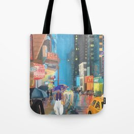 Agrabah, New York Tote Bag